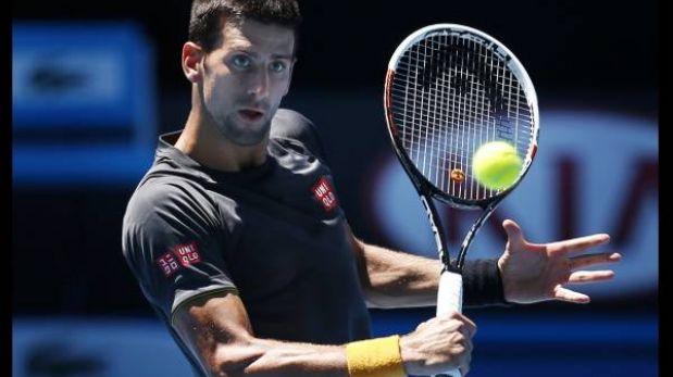 Djokovic evita a Federer y Murray en sorteo del primer Grand Slam del año