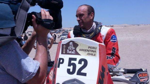 Así van los peruanos en motos: Felipe Ríos sigue siendo el más rápido