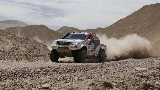 Resultados del Dakar: así está la clasificación general tras la séptima etapa