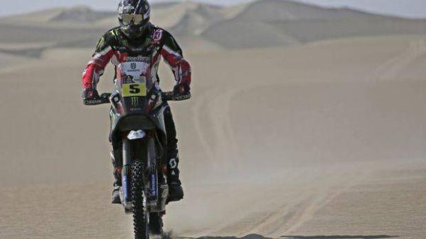 Motociclistas se perdieron en la ruta y Joan Barreda ganó la etapa