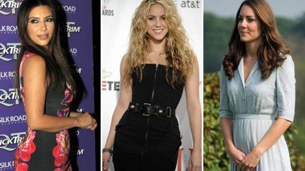 Babyboom: 10 famosas que se convertirán en madres en el 2013