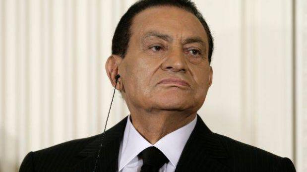 Egipto: reanudan juicio a ex presidente Mubarak a puerta cerrada