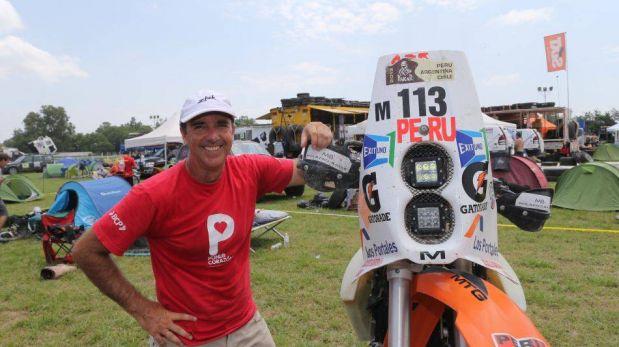 FOTOS: los pilotos peruanos disfrutaron de su primer y único día de descanso en el Dakar
