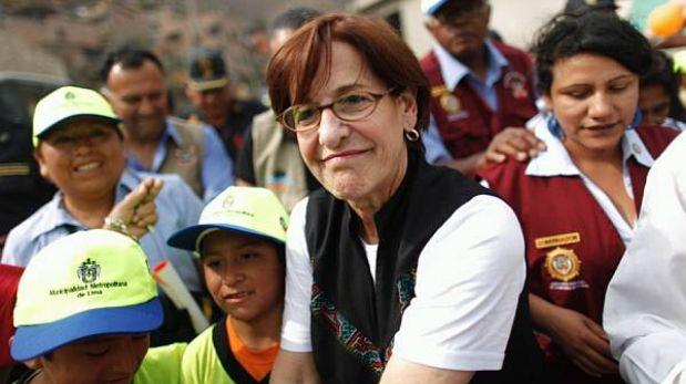"""Susana Villarán: investigación del JEE por uso de publicidad """"es arbitraria"""""""