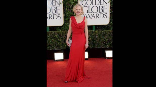 FOTOS: bellas actrices deslumbraron en la alfombra roja de los Globos de Oro 2013