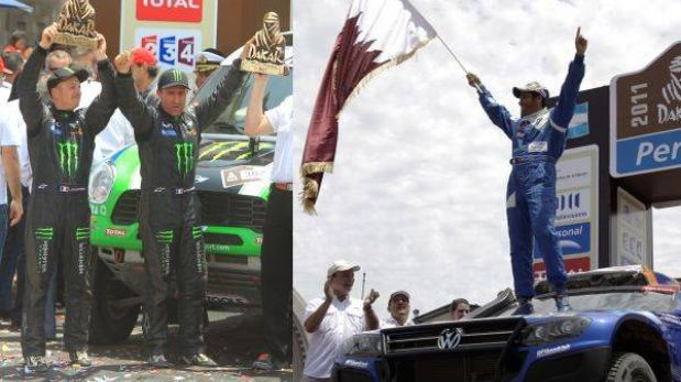 ¿Quién ganará el Dakar 2013 en coches?