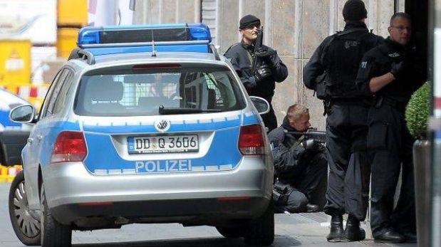 Ladrones protagonizan espectacular robo en banco de Berlín
