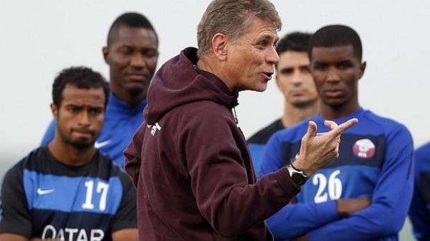 Paulo Autuori dejó de ser el técnico de la selección de Qatar