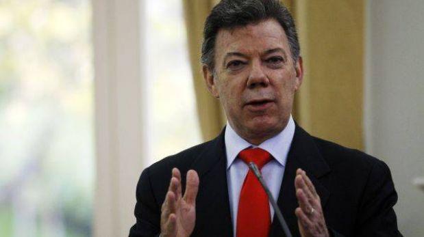 Presidente Santos aseguró que estar totalmente curado del cáncer