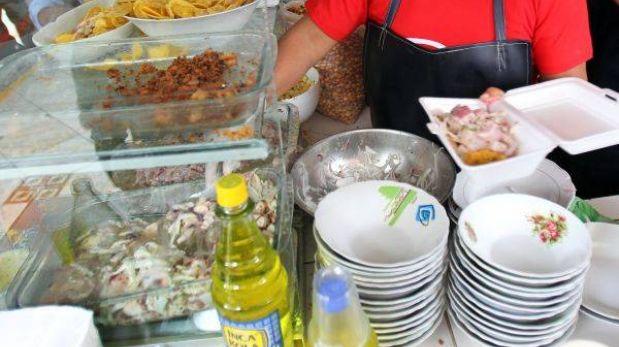 Municipalidad de Lima multó y clausuró seis cebicherías insalubres