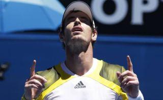 Andy Murray debutó con una victoria en el Abierto de Australia