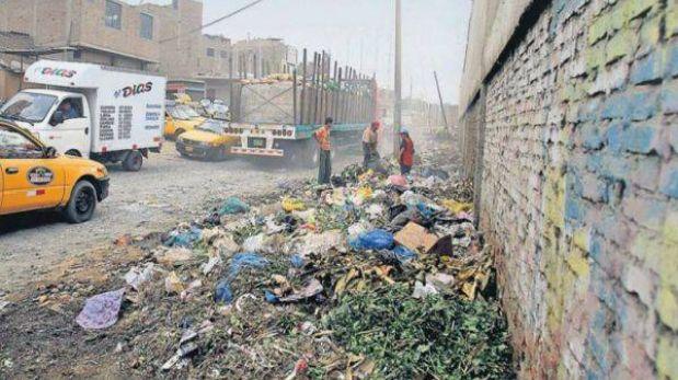 Trujillo: mercado está en emergencia por posible brote de peste bubónica