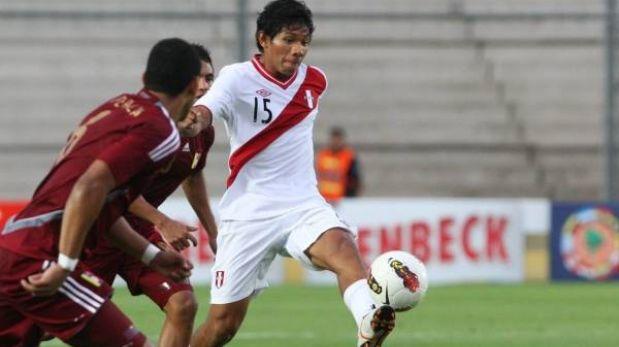 Edison Flores es duda en Perú para jugar ante Ecuador