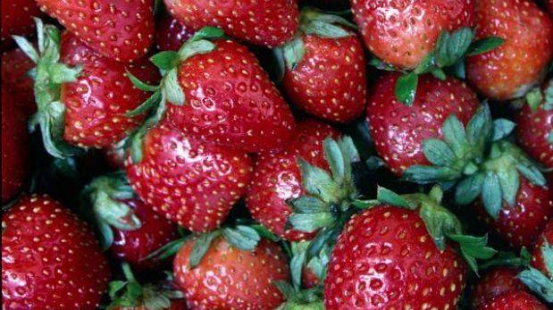 Las fresas, un escudo contra los ataques al corazón en las mujeres