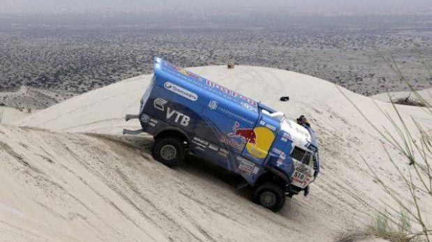 Resultados del Dakar: así va la clasificación tras la undécima etapa