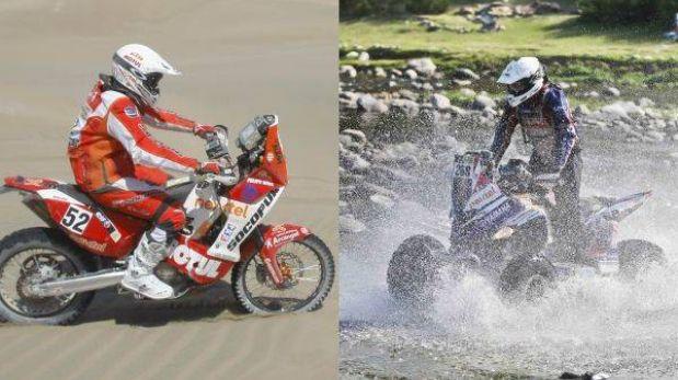 Dakar 2013: los peruanos Felipe Ríos e Ignacio Flores terminaron la décimo segunda etapa