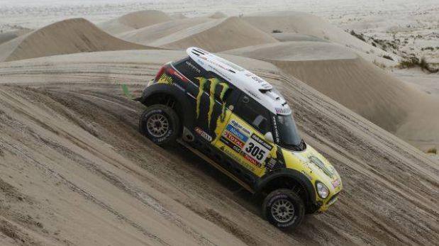 Nani Roma se llevó la etapa 12 del Dakar 2013 en autos