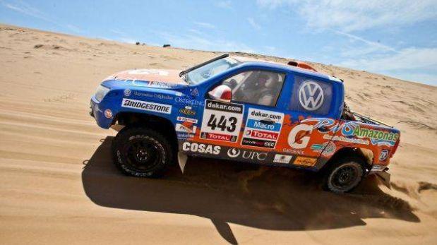 """El Gobierno declara de interés nacional Dakar Series """"El Desafío Inca"""" 2013 y 2014"""