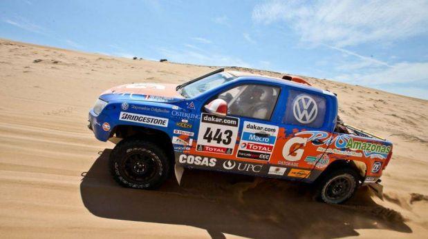 FOTOS: revive la participación peruana y lo mejor de la etapa 12 del Dakar