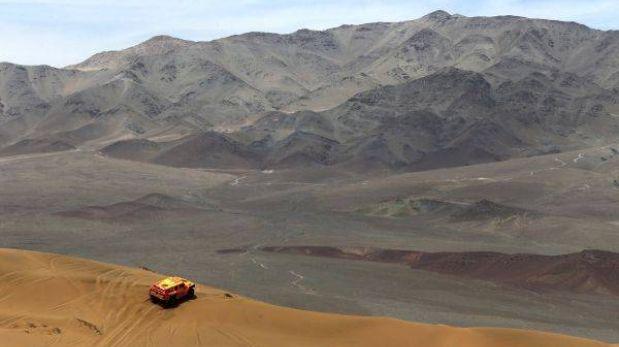 MINUTO A MINUTO: El Dakar 2013 llega a La Serena en su penúltima jornada