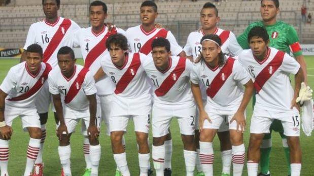 Sub 20: oncena de Perú ante Brasil es una incógnita