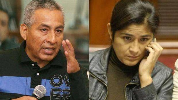 'Artemio' negó vínculos con ex parlamentarias Nancy Obregón y Elsa Malpartida