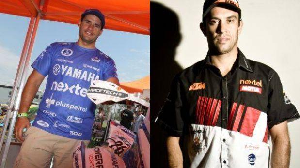 Dakar 2013: peruanos Ignacio Flores y Felipe Ríos completaron la penúltima etapa
