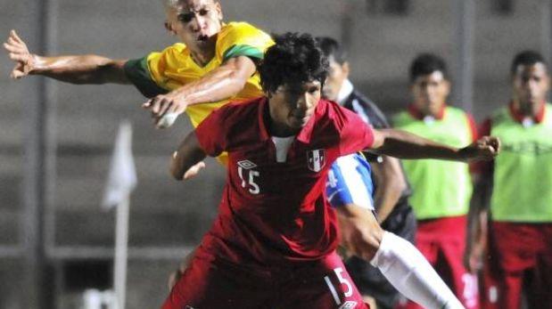 Sub 20: Perú venció 2-0 a Brasil y pasó al hexagonal final del Sudamericano