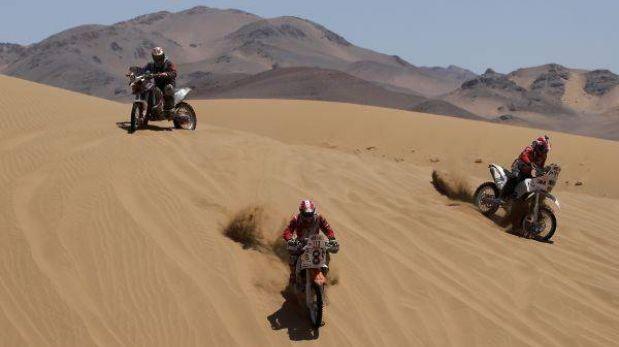 RESULTADOS: así llegan las tablas al final del Dakar 2013