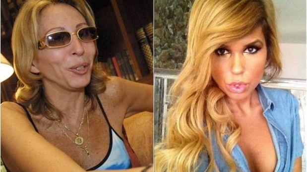 """Laura Bozzo: """"Yo no ayudé a mi hija con Playboy"""""""