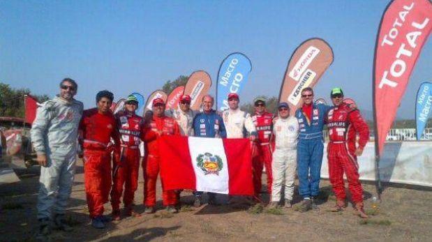 Siete coches peruanos culminaron el Dakar: González-Orbegoso fue el mejor ubicado