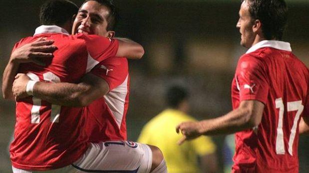 Chile goleó 3-0 a Haití en amistoso previo a los duelos con Perú y Uruguay
