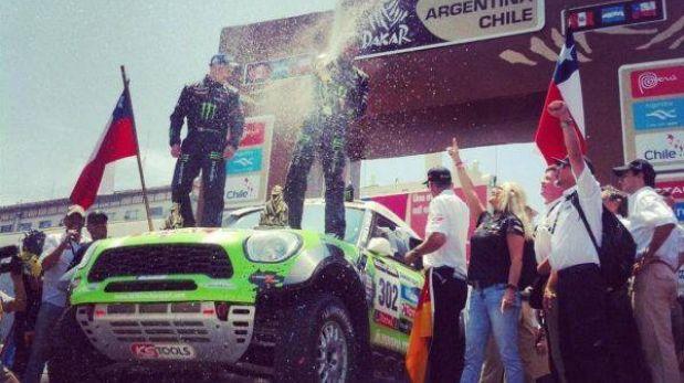 """Peterhansel: """"Cada año tengo nuevas motivaciones con el Dakar"""""""