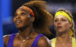 Serena Williams eliminó a Kirilenko y avanzó a cuartos de final en Australia