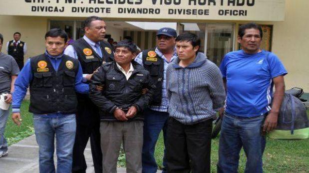 La audiencia sobre asesinato de alcalde de Angasmarca acaba a golpes