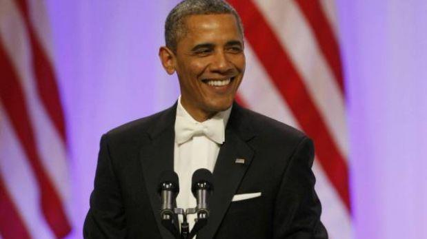 Obama habló con soldados en Afganistán en noche de gala por investidura