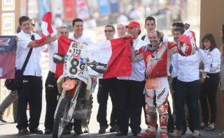 """Francisco Boza: """"El Dakar del 2015 podría pasar por todo el Perú"""""""