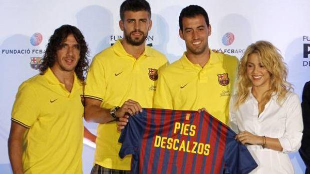 El hijo de Shakira y Gerard Piqué ya es socio del Barcelona