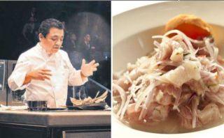 Madrid Fusión: el chef Héctor Solís mostró al mundo el poder del cebiche