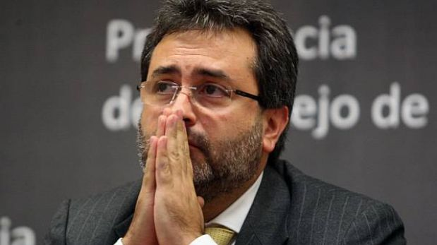 """Diálogo con Gregorio Santos debe ser """"sin condiciones"""", aseguró primer ministro"""