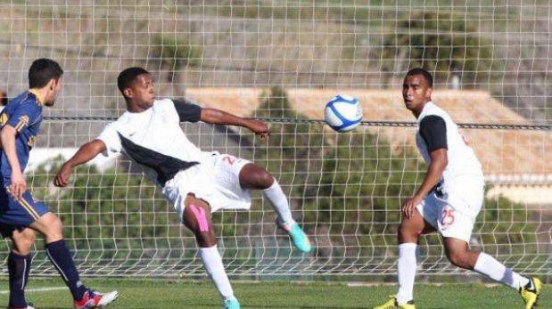 Alianza perdió 2-0 su primer amistoso en España ante la UCAM Murcia
