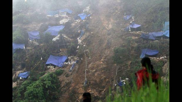 Ecuador: cuatro de los 12 fallecidos por lluvias serían peruanos