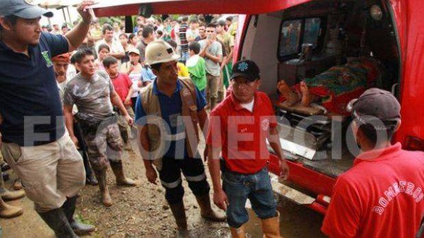 Ecuador: confirman la identidad de peruano fallecido en una mina