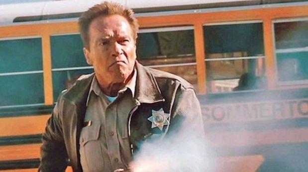 """FOTOS: mira un adelanto de la nueva película de Arnold Schwarzenegger, """"El último desafío"""""""