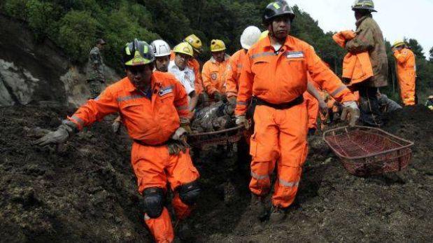 Cuerpos de peruanos fallecidos en Ecuador fueron repatriados