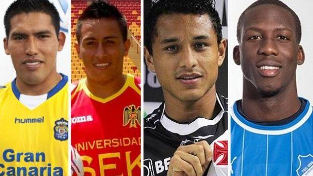 Siete peruanos dejaron el torneo local para jugar el 2013 en el exterior