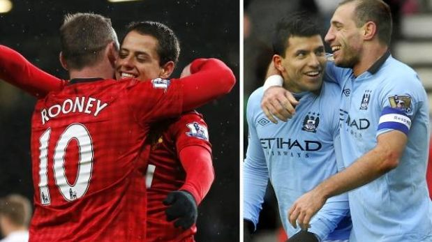 Copa FA: Manchester United y Manchester City ya están en octavos