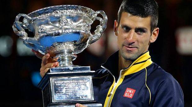 Novak Djokovic se coronó campeón del Abierto de Australia