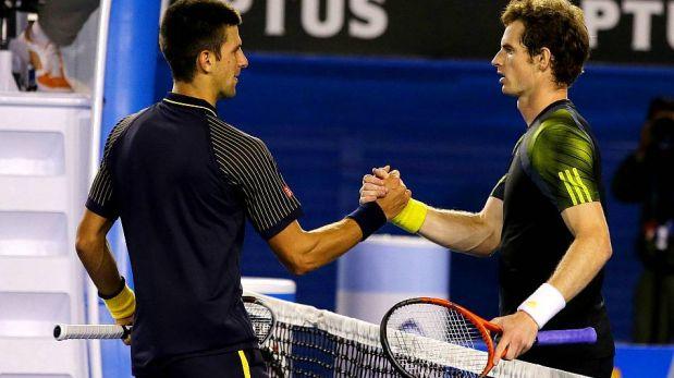 FOTOS: La victoria de Novak Djokovic sobre Andy Murray en la final del Abierto de Australia