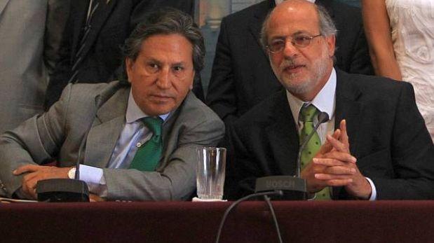 Abugattás pidió que la UIF se pronuncie sobre casa de suegra de Toledo